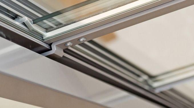 Glasschiebedächer